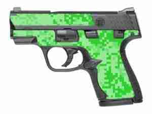 Lime Digital Camo