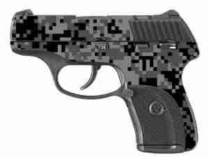 Black Digital Camo