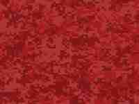 Red Digital Camo