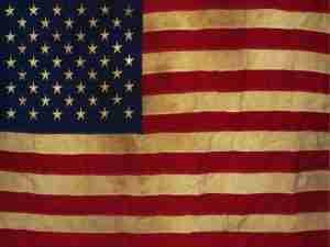 Vintage Flag 2